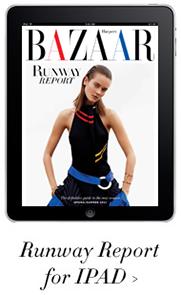 Harper's Bazaar Runway Report app