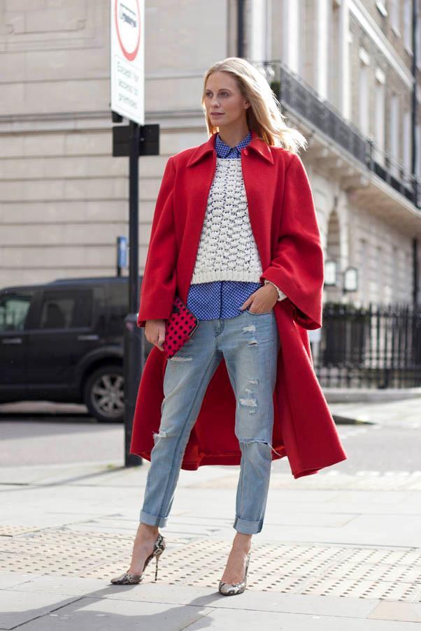 Street Style Trends Winter Styling Tips Harper 39 S Bazaar