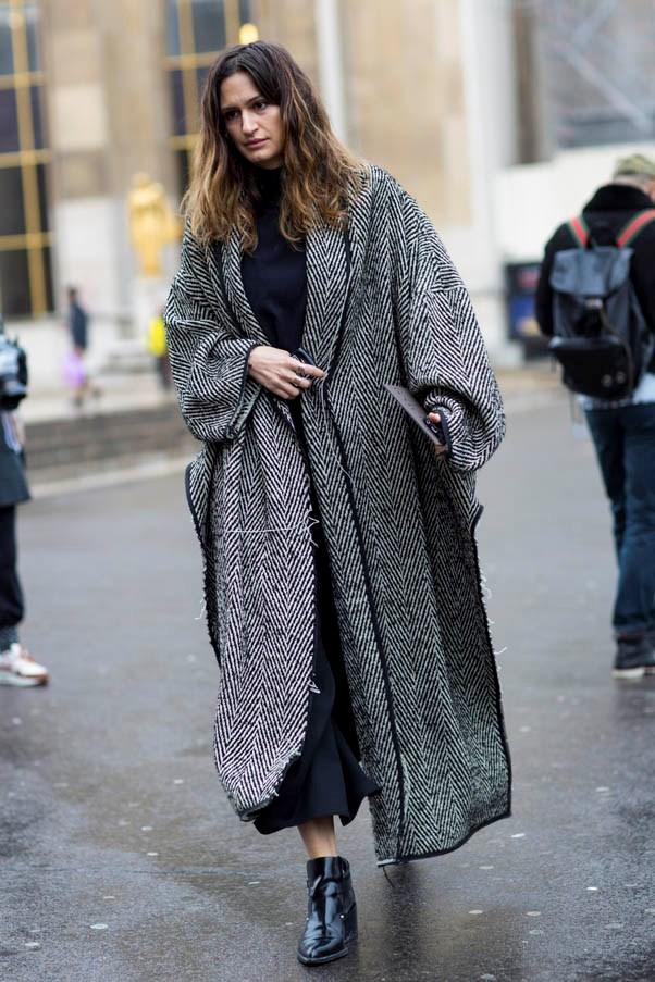 Winter Street Style Tips Image 52 Harper 39 S Bazaar