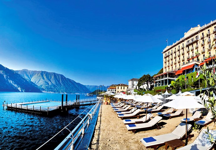 """<strong><a href=""""http://www.grandhoteltremezzo.com"""">Grand Hotel Tremezzo</a>, Lake Como</strong> <br><br>Italians are not known for their discreet approach when it comes to luxury — more is more tends to be the rule — and yet there is something positively genteel about the Italian Lakes. Could the likes of Byron, Shelley, Goethe, Balzac, Twain and Woolf, visitors all, have been wrong?"""