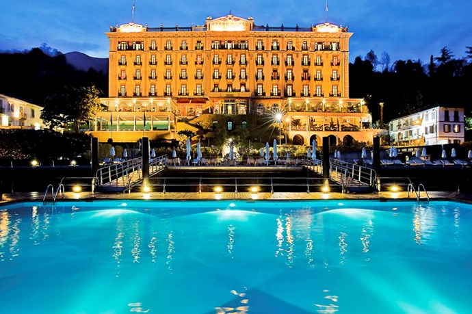 """<strong><a href=""""http://www.grandhoteltremezzo.com"""">Grand Hotel Tremezzo</a>, Lake Como</strong> <br><br>Head north from Como, the main town on the eponymous lake, fleeing the traffic congestion caused by the daytrippers trying to grab a glimpse of George Clooney. Tremezzo is a tiny lakeside village presided over by the Grand Hotel Tremezzo, a family-run villa that provides the perfect hideout for those wanting to cocoon themselves in quietly romantic glamour."""