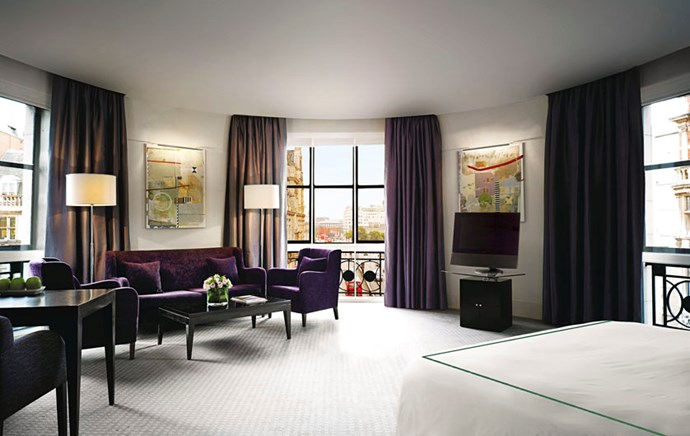 """<strong><a href=""""http://www.lhw.com/hotel/One-Aldwych-London-England"""">One Aldwych</a>, London</strong><br><br>Best of all, perhaps, is its location. You're walking distance from Soho's temptations, Bond Street's retail pleasures and Mayfair's restaurants. Some of the world's best theatres are within blocks, including Covent Garden's revered Donmar Warehouse. <br><br>And the Aldwych area itself continues to reinvent itself, with bars, hotels and restaurants (make a beeline for the nearby Delaunay, a sister to the fashionable Wolseley, for brunch beside members of the A-list) breathing new life into an area somewhat forgotten when the newspapers moved out two decades ago. <br><em>- Frances Hibbard</em> <br><br><a href=""""http://www.lhw.com/hotel/One-Aldwych-London-England"""">lhw.com/hotel/One-Aldwych-London-England</a>"""