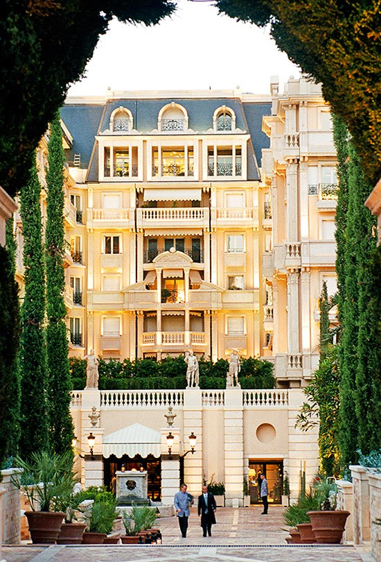 """<strong><a href=""""http://www.lhw.com/hotel/Hotel-Metropole-Monte-Carlo-Monte-Carlo-Monaco"""">Hotel Metropole</a>, Monte-Carlo</strong> <br><br>It's safe to say that when Karl Lagerfeld agrees to design the frescoes for your revamped spa, pool and outdoor terrace, you're hardly arun-of-the-mill establishment. Sure, it sits slap-bang in the heart of slightly manic Monte-Carlo, just across from the Boulingrins gardens, but the second you pass under the green arch leading into the Metropole's driveway, you're already sensing this is no ordinary Monaco hotel.  There are still the Bentleys and Aston Martins jostling for space in its courtyard. <br><br>In the lobby, floral arrangements the size of children's swimming pools grace side-tables, and high-flyers clink cognac glasses while conversing in hushed tones."""