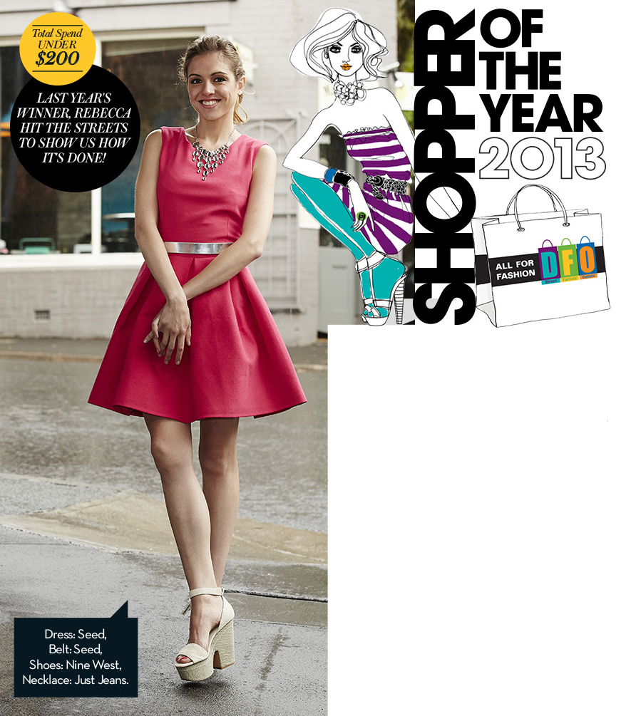 Shopper of the year 2013 Image