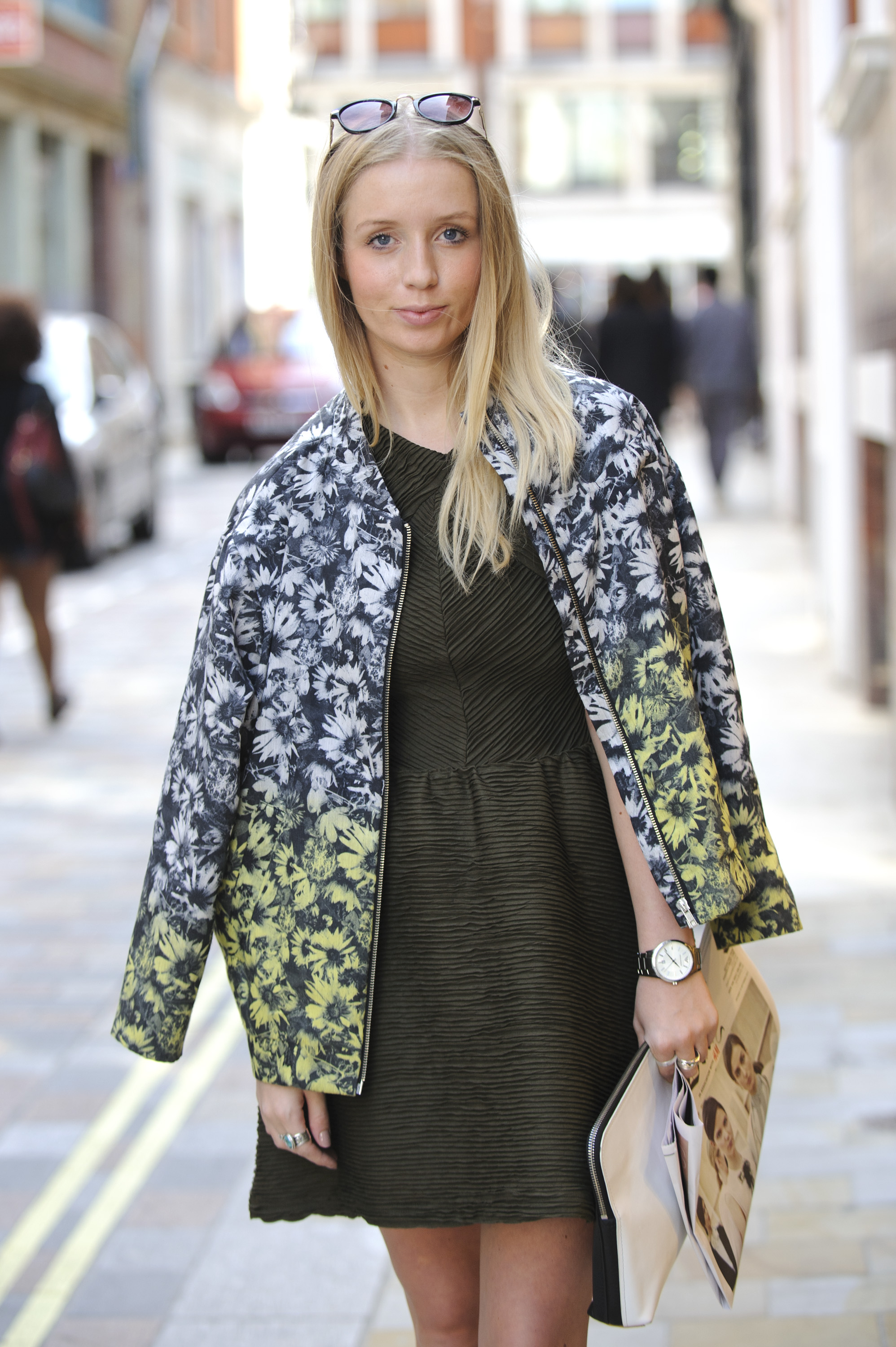 florals street style