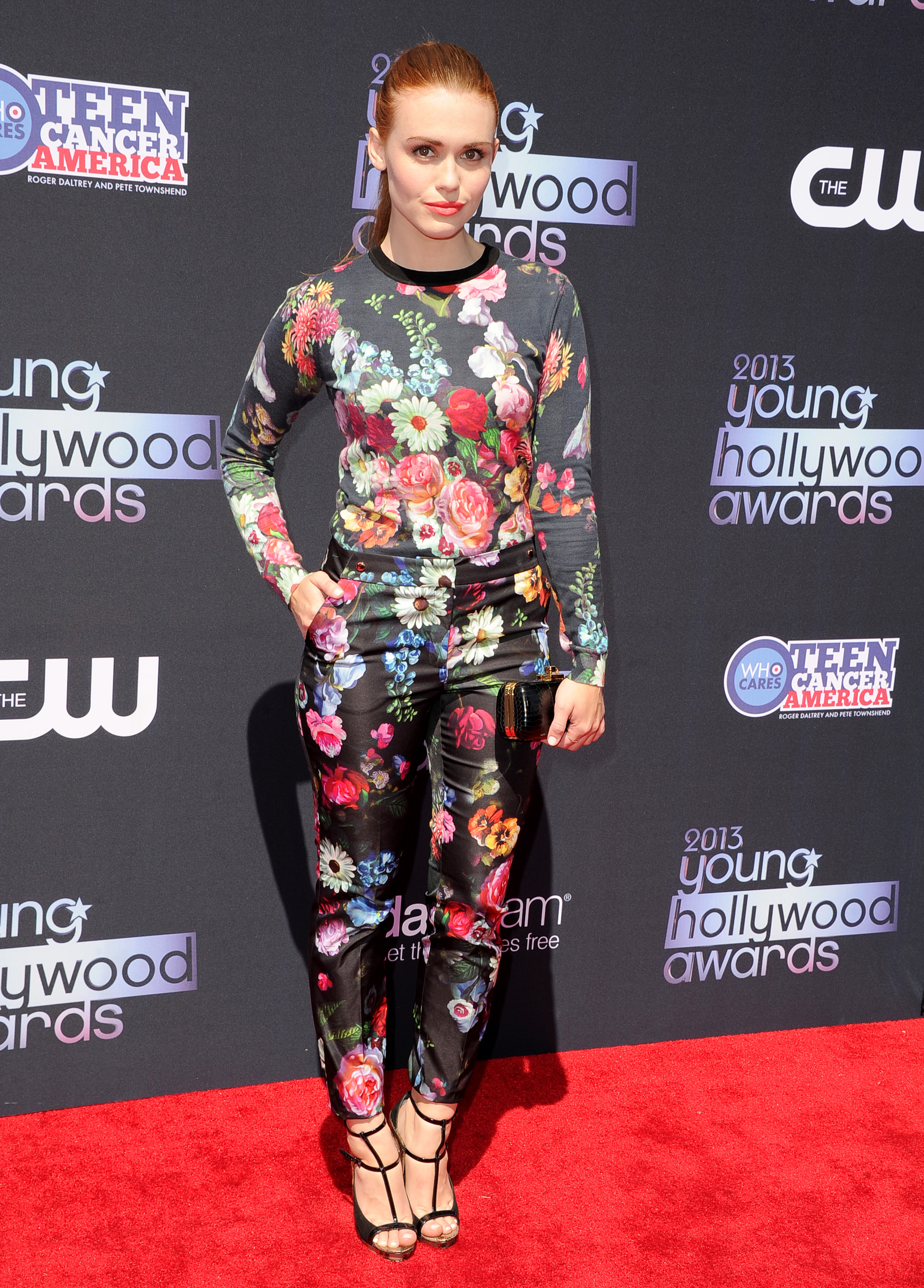 Holland Roden florals