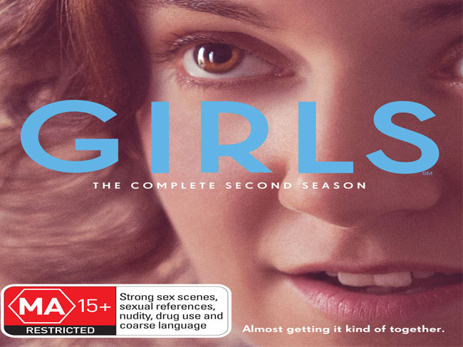 WIN Girls season two on DVD!