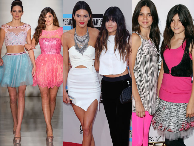 Kendall and Kylie are all grown up