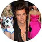 Harry Styles' dating history