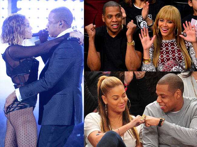 The best ever Beyonce and Jay Z pictures