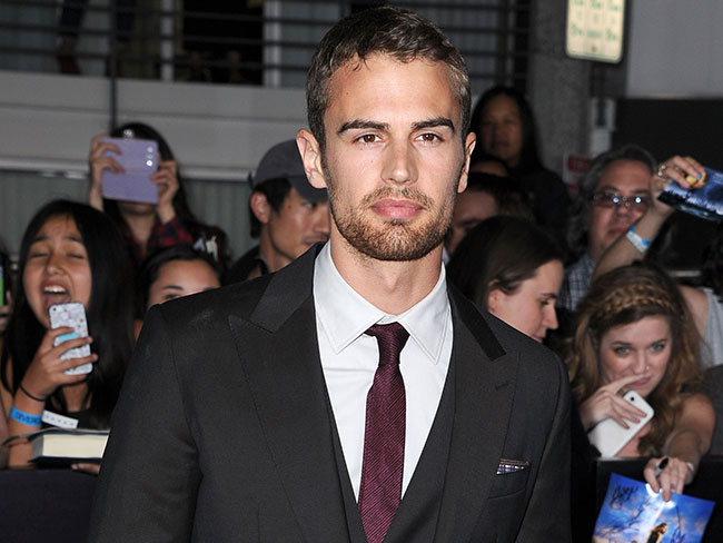 Meet Theo James