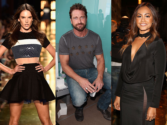 Celebs hit Aussie Fashion Week