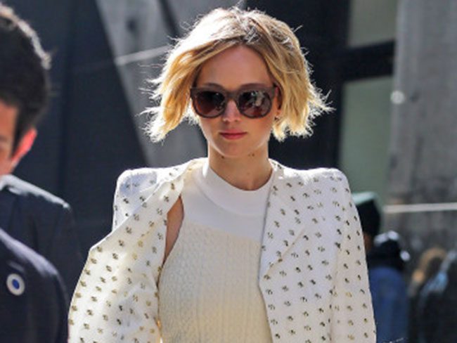 J-Law's new 'do
