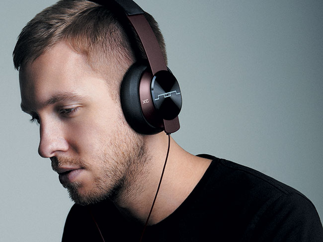 Win Calvin Harris signed headphones!