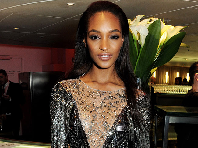Girl crush: Jourdan Dunn