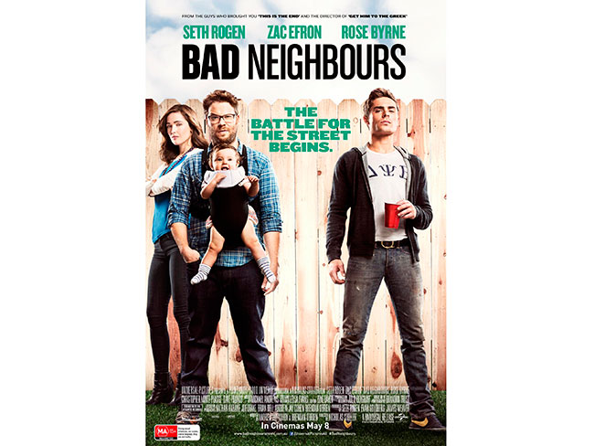 Win a Bad Neighbours double in-season pass