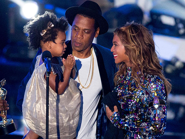 Stop hating on Blue Ivy's hair!