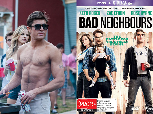Win the ultimate Bad Neighbours Prize Pack!