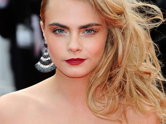 Cara's a leading lady!