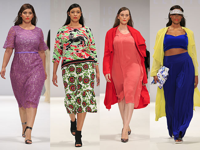 Finally: diversity on the runway