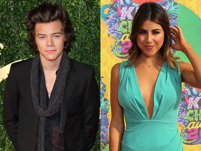 Harry Styles has a new girl?!