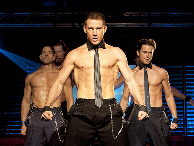 Channing Tatum wants YOU!
