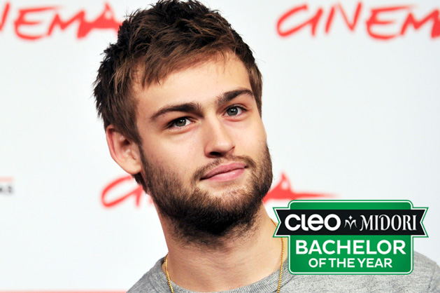 Eye candy of the week: Douglas Booth