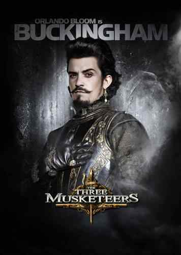 Three Musketeers, The Poster