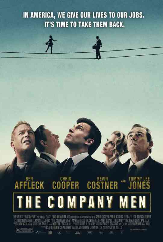 Company Men, The Poster