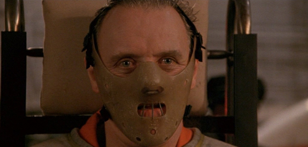 Dr Hannibal Lector - The Silence of the Lambs (1991)