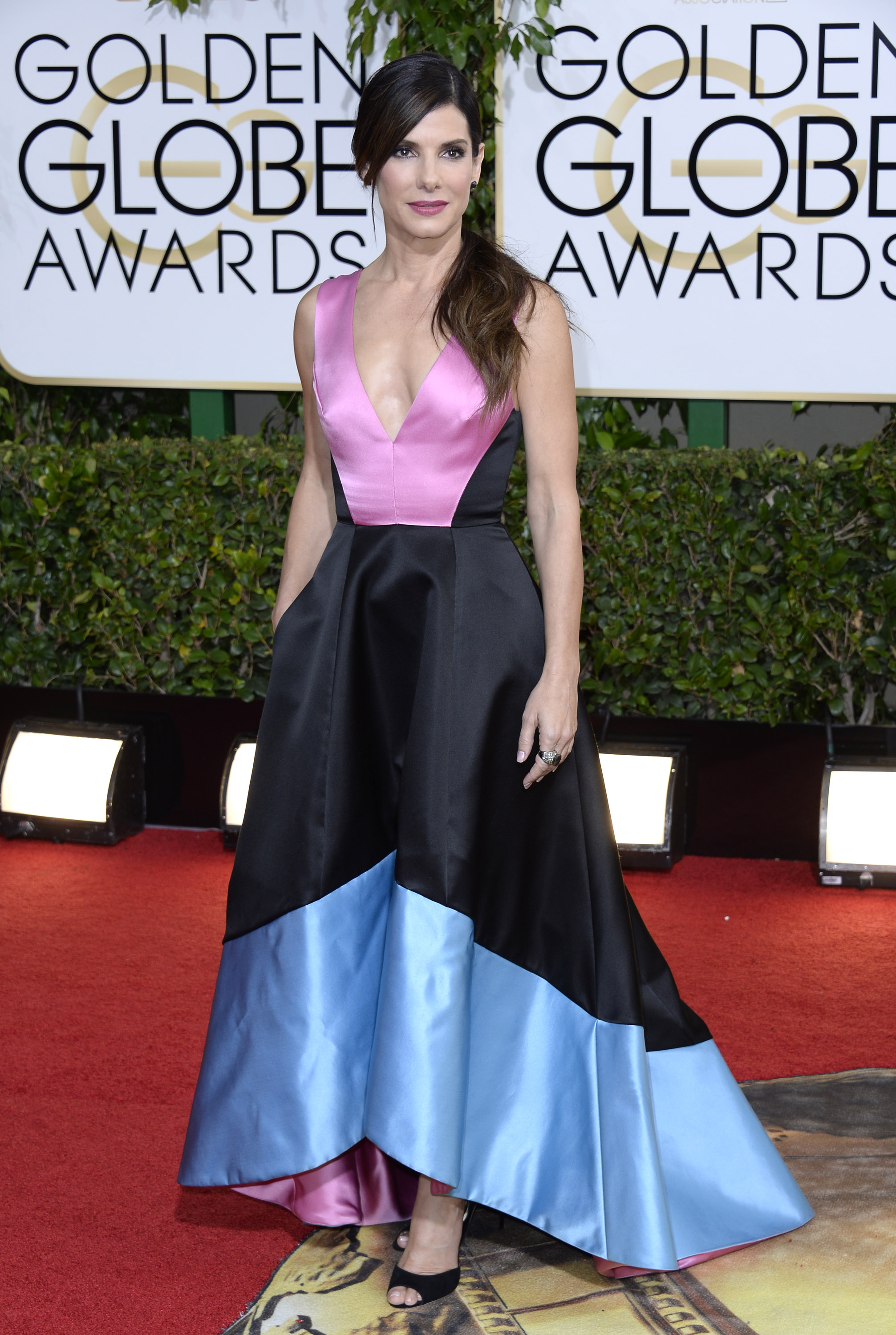 Runway to red carpet: Golden Globes 2014