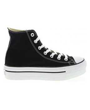 Chuck Taylor Platform High Top Sneakers in Black