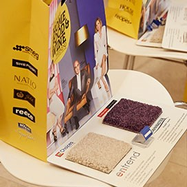 Event highlights: Day 2 Choices Flooring