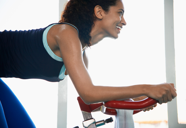 For a healthier heart, exercise harder not longer