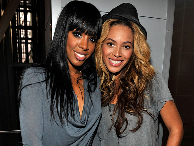 Is Kelly jealous of Bey?