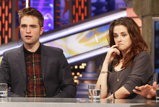 Have R-Pattz and K-Stew split — again?!