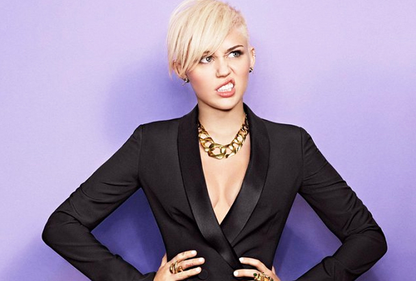 Miley Cyrus: 'I've never faked anything'