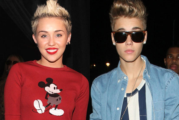 Listen to Miley and Biebs' new song