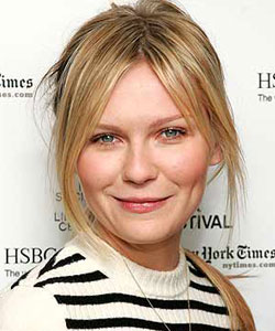 Cute-as Kirsten Dunst (Getty)