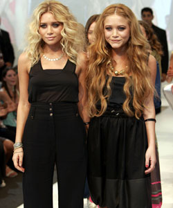 Ashley and Mary&#45Kate Olsen