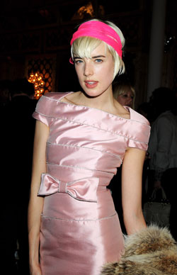 Agyness Deyn (Getty)