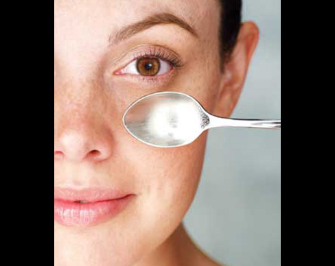 Cure puffy eyes