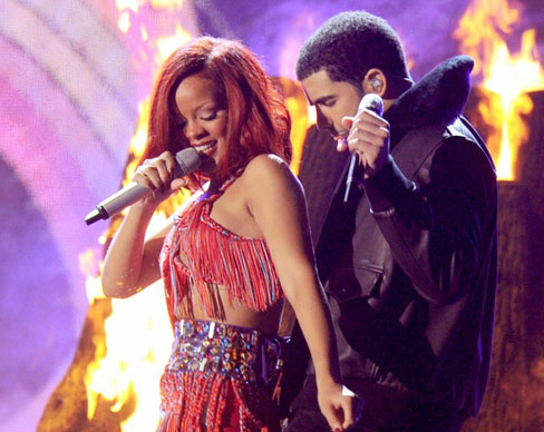 Rihanna and Drake — 'What's My Name'