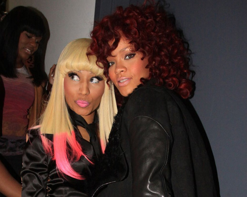 Rihanna and Nicki Minaj — 'Fly'