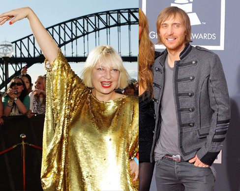 David Guetta and Sia — 'Titanium'