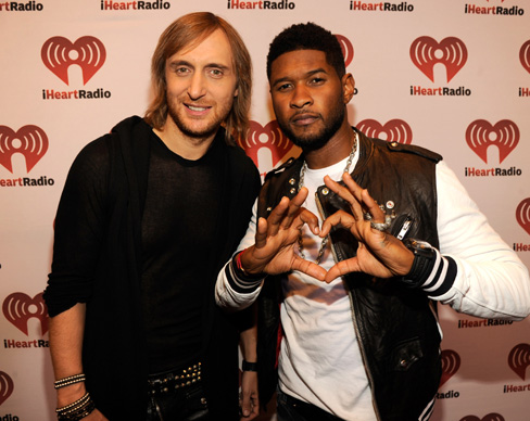 David Guetta and Usher — 'Without You'