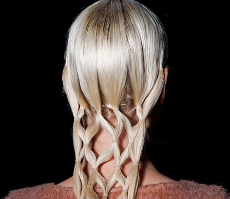 Lattice braid