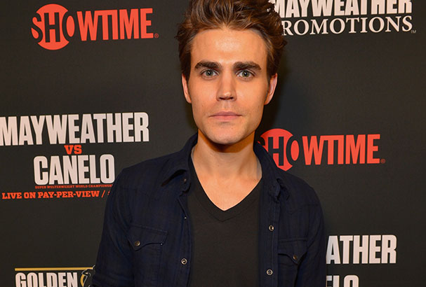 Paul Wesley talks The Vampire Diaries season 5