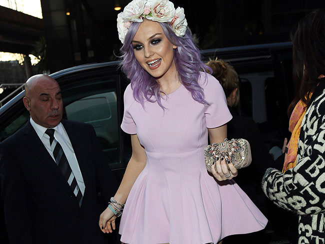 Style File: Perrie Edwards