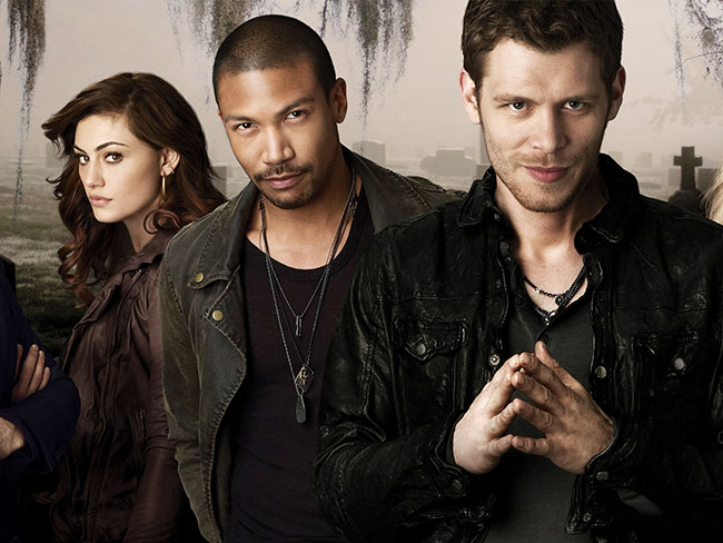 Meet the cast members of The Originals